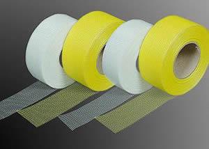 Alkaline Resistant Fiberglass Mesh Screen Mesh Tape