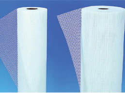 Fiberglass Netting Reinforced for Concrete Wall Insulation